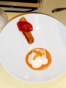 Spaghetti di Gragnano al pomodoro San Marzano chiusi in mozzarella di bufala campana DOP - Chef Rosanna Marziale