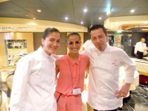 Stefano Cerveni, Rosanna Merziale & me!