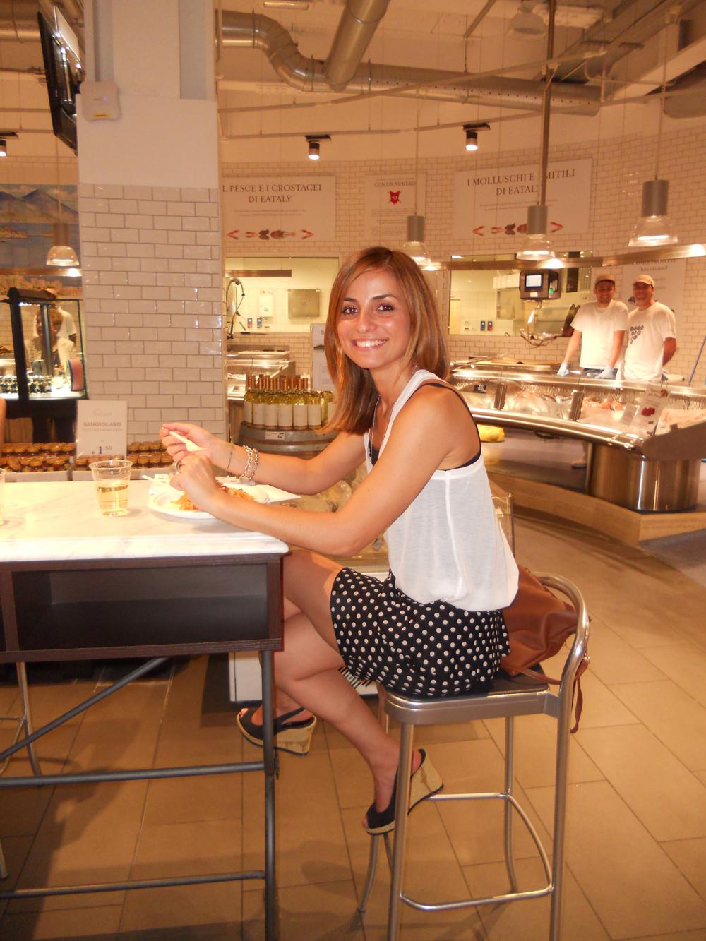 La cucina romana in scena da eataly for Cucina romana