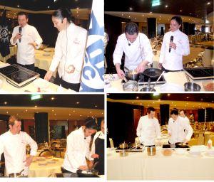 Stefano Cerveni e Rosanna Marziale vincitori dell'Imaf Chef Cup