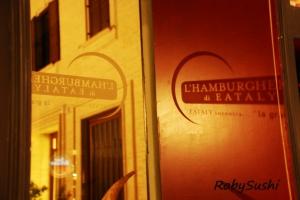 Hamburgheria di Eataly a Roma. Foto di Roberta Castrichella.