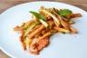 pasta con pesto di pomodori secchi (7)