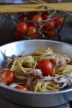 spaghetti integrli pesto e calamari (9)