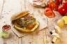 hamburger-funghi