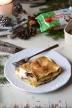 lasagna vegetariana radicchio e stracchino